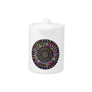 Mandala Gifts Teapot