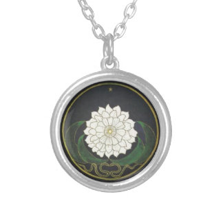 Mandala Golden Flower Custom Jewelry