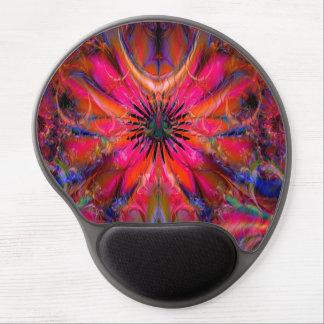 Mandala Groove Gel Mouse Pad