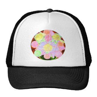 Mandala Trucker Hats
