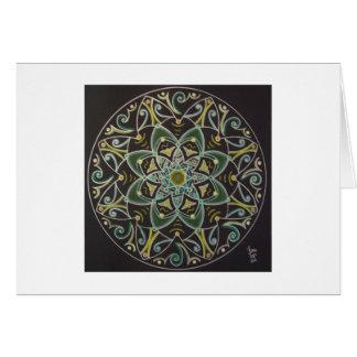 Mandala Healing energyflow Felicitación