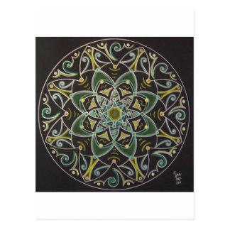 Mandala Healing energyflow Postal