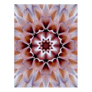 Mandala 'Hearts' Postcard