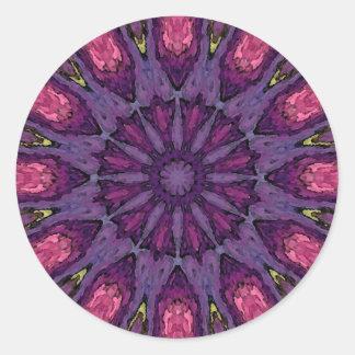 Mandala Hippie Etiqueta