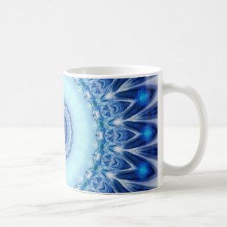 Mandala iceblue created by Tutti Mugs