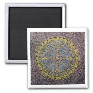Mandala II Magnet