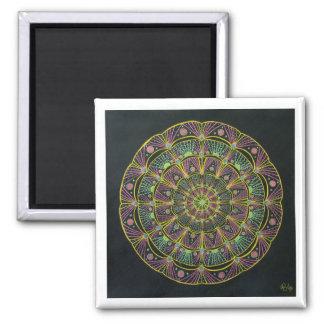Mandala III Magnet