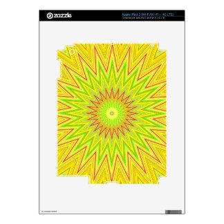 Mandala iPad 3 Skins