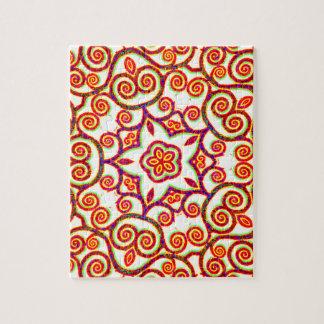 Mandala Jigsaw Puzzle
