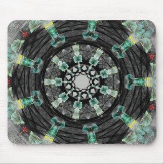 Mandala julio de 2013 alfombrilla de raton