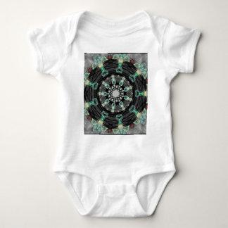 Mandala julio de 2013 body para bebé