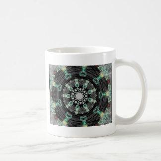 Mandala julio de 2013 taza de café