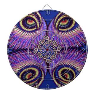 Mandala Kundalini Dart Board