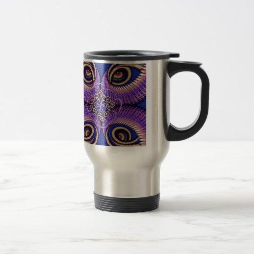 Mandala Kundalini Tazas De Café