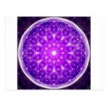 Mandala llena de D'Light Postal