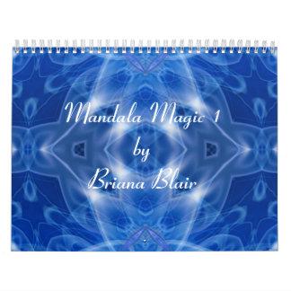 Mandala Magic Calendar 1