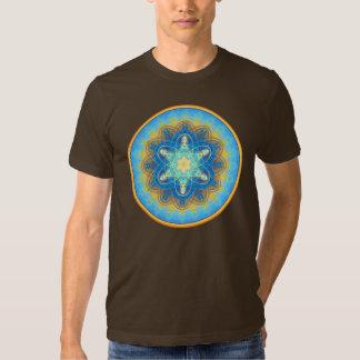 Mandala mágica de la luna playeras