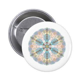 Mandala magnética de la energía pin