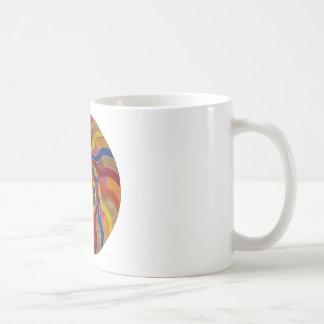 "Mandala mantra ""COM mani peme hung "" Coffee Mug"