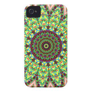 Mandala max iPhone 4 Case-Mate case