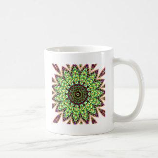 Mandala máxima taza