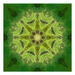 Mandala 'Meadow Impresiones