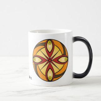 Mandala Meditation Mug
