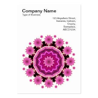 Mandala Motif 024 Large Business Cards (Pack Of 100)
