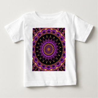 Mandala mystical star created by Tutti Baby T-Shirt