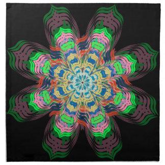 Mandala Napkins