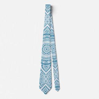 Mandala Neck Tie