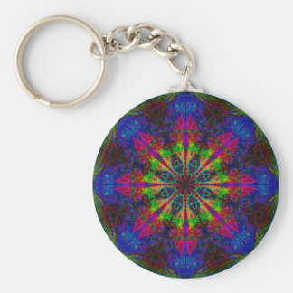 Mandala-Nelson and Winnie keychain