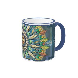 Mandala Night Wish Mug
