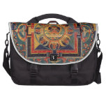 Mandala of Amitayus. 19th century Tibetan school Laptop Bag