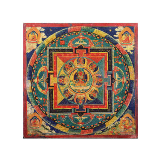 Mandala of Amitayus Tibet 19th Century Art