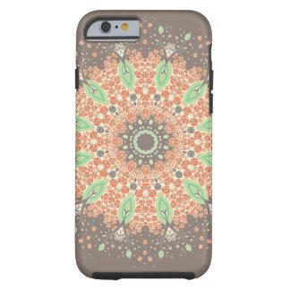 Mandala of Growth Tough iPhone 6 Case