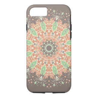Mandala of Growth iPhone 7 Case