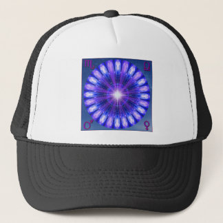 Mandala of Intuition Trucker Hat