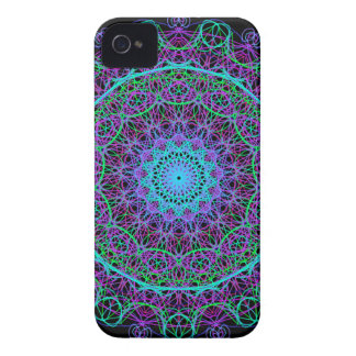 Mandala of Meaning iPhone 4 Case-Mate Case
