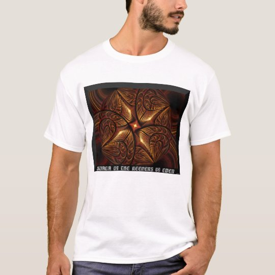 Mandala of the Keepers of Eden T-Shirt