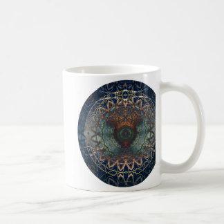 Mandala of the Noedic Web   Mug