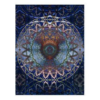 Mandala of the Noedic Web  Postcards
