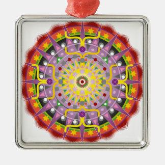 Mandala OKO.ai Christmas Ornaments