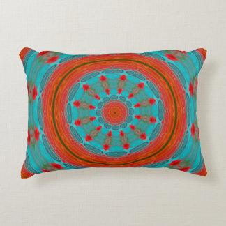 Mandala or Strength Decorative Pillow