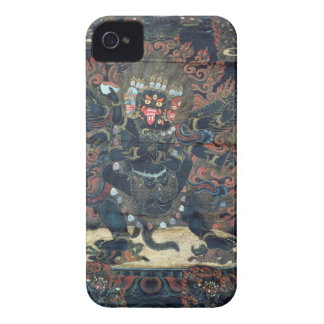 Mandala (painted parchment) Case-Mate iPhone 4 case