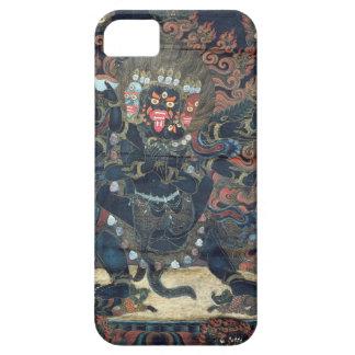 Mandala (painted parchment) iPhone SE/5/5s case