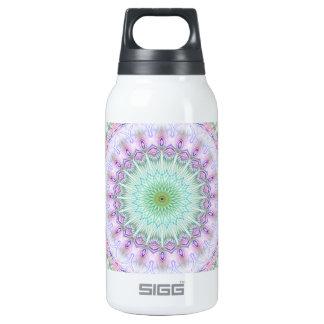 Mandala pastel no. 4 by Tutti Thermos Water Bottle