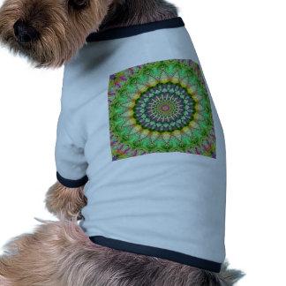 Mandala Patchwork no.1 created by Tutti Pet Tee Shirt