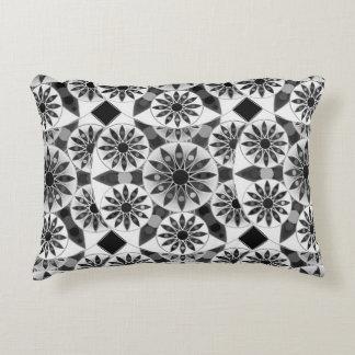 Black White And Gray Throw Pillows : Dark Grey And White Pillows - Decorative & Throw Pillows Zazzle