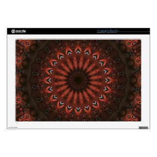 """Mandala Permanence created by Tutti Skin For 17"""" Laptop"""